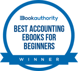 Winner- Book Authority Best Accounting Ebooks for Beginners