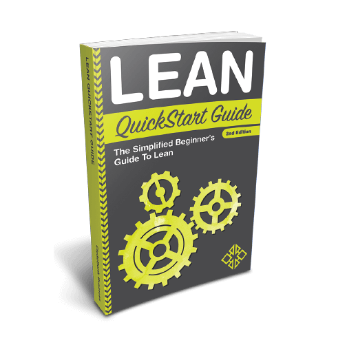 Lean QuickStart Guide - Available now from ClydeBank Media