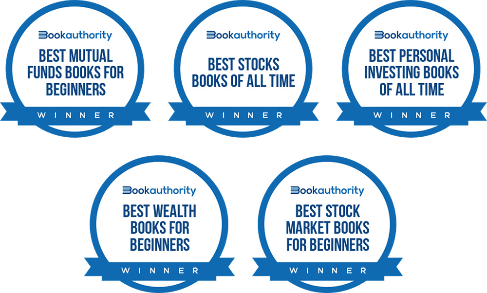 Special thanks to Book Authority for their recognition of Investing QuickStart Guide